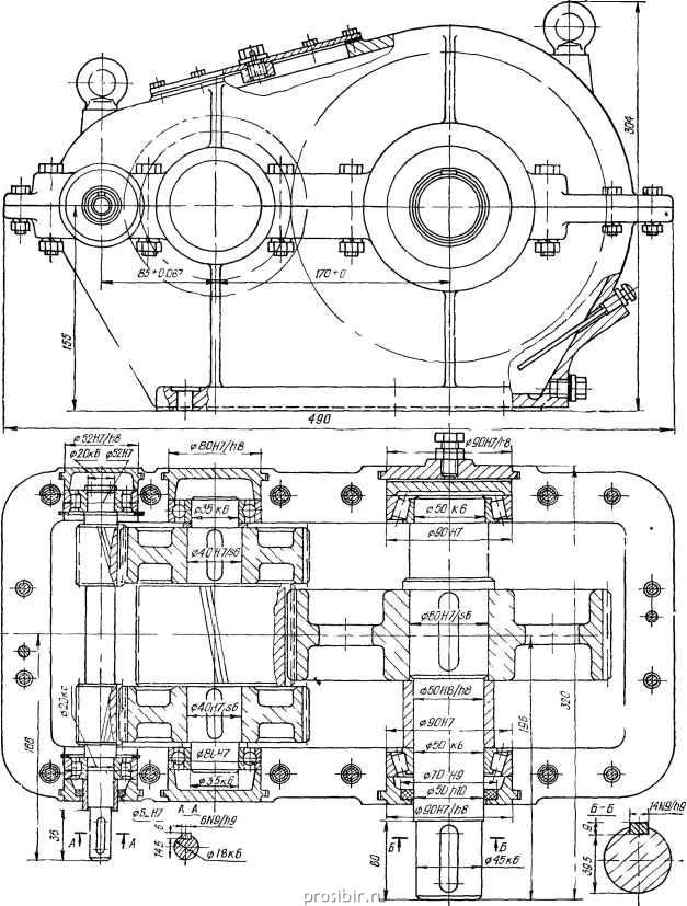 Рис. 4 13 Цилиндрический